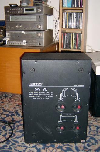 Jamo SW90 passzív szub