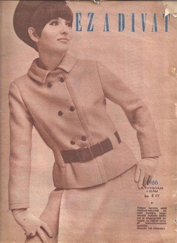 Wz a divat - a 60-as évek ruhái