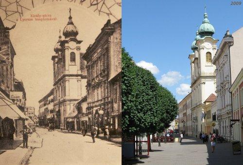 Pécs Király utca 19XX-2009