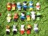 Lego Fabuland - Állatfigurák