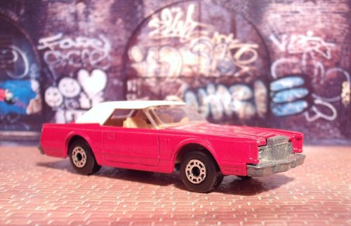 Matchbox Lincoln