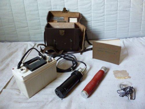 IH-5 egységes sugárzásmérő műszer