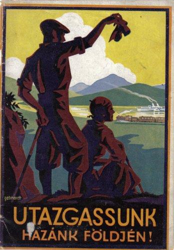 Magyarország útikönyv - MÁV, vasút, utazás