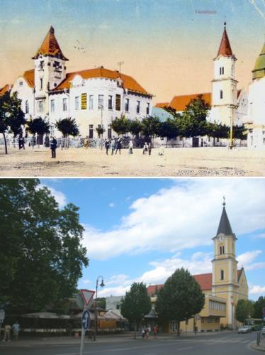 Siófok Városháza