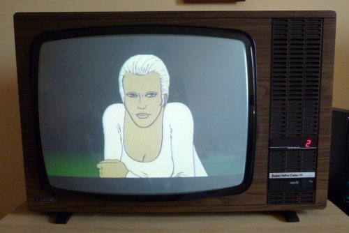 Videoton TS 4325 SP Super Infra Color Televízió