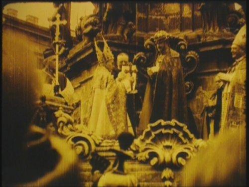 Habsburg Károly koronázási filmje