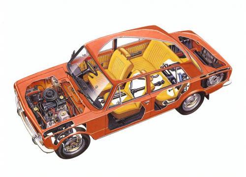 Lada 1200 (jobb kormányos)