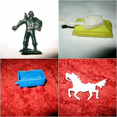 Műanyag játékok