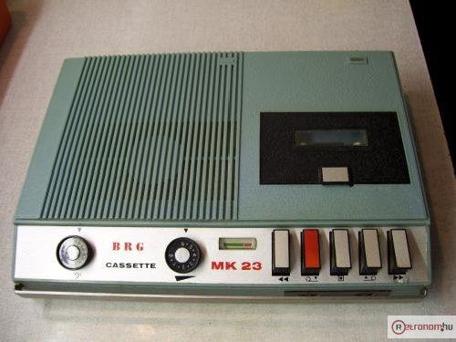 BRG MK-23 kék
