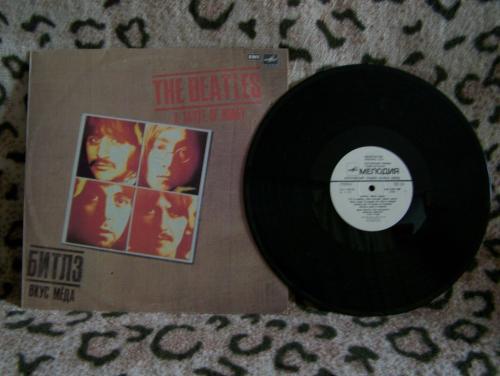 Beatles nagylemez