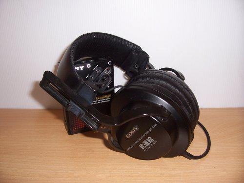 Sony walkman fejhallgató - Boodo Khan DR-S100