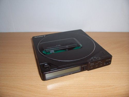 Sony discman D25