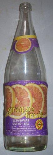 Grapefruit üdítő
