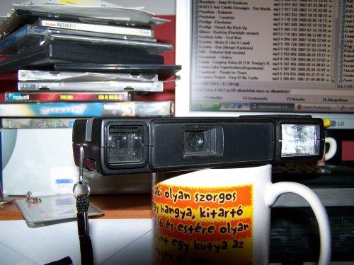 K110ET fényképezőgép