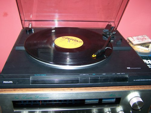 Philips FP563 Automata lemezjátszó