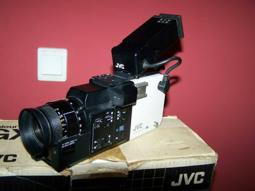 JVC  GX-N7E