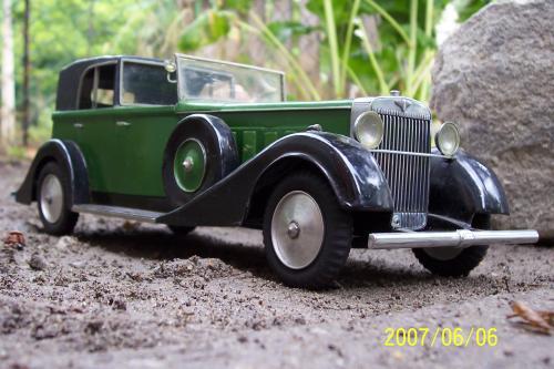 Autó modellek 1890-1970 között ( Hispano Suiza 1932 )