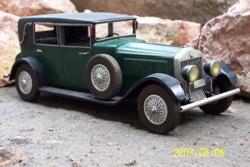Autó modellek 1890-1970 között 1
