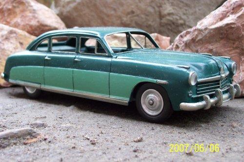 Autó modellek 1890-1970 között ( Hudson Commodore Eight 1948 )