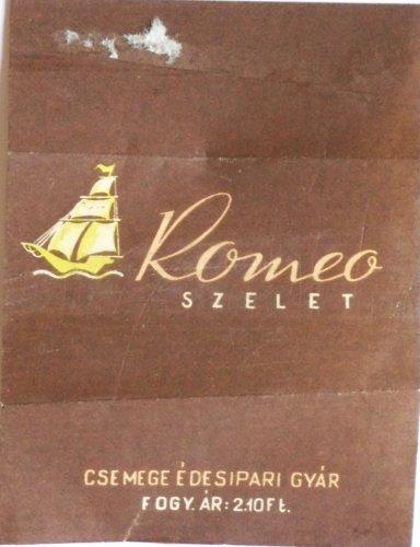 Romeo szelet