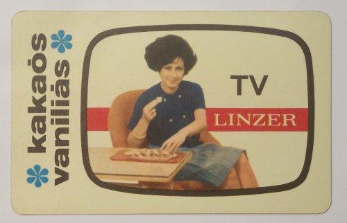 Tv linzer kártyanaptár