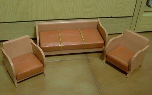 Játék ülőgarnitúra