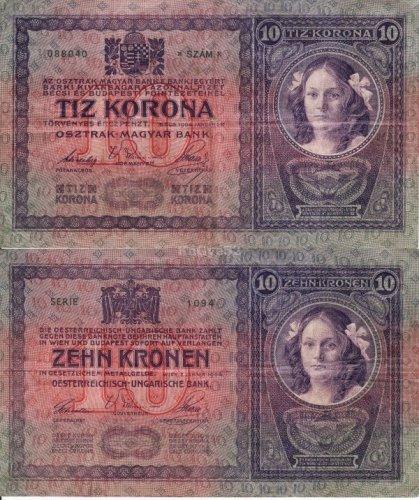 Tíz korona