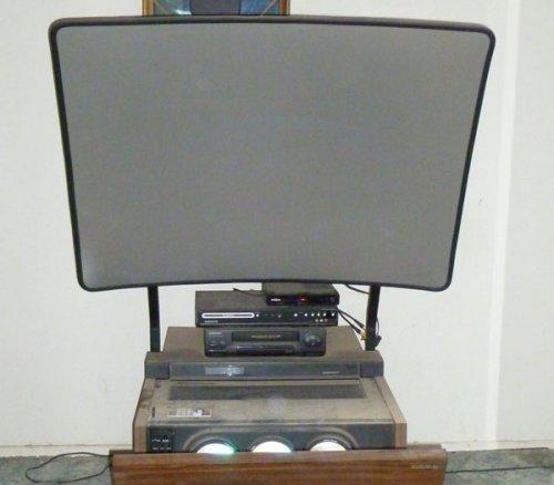 projectoros televízió
