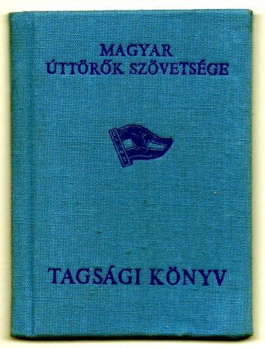 tagsági könyv