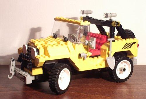 Lego toyota