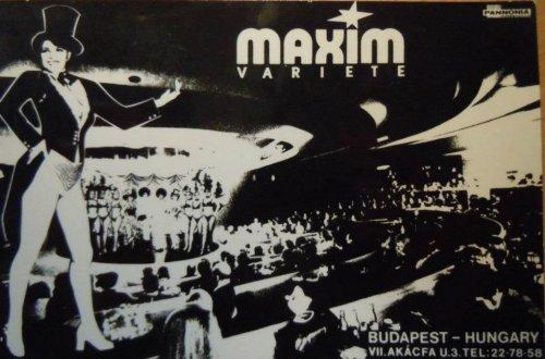 Maxim Varieté