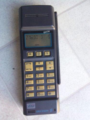Ericsson GH174 Mobiltelefon