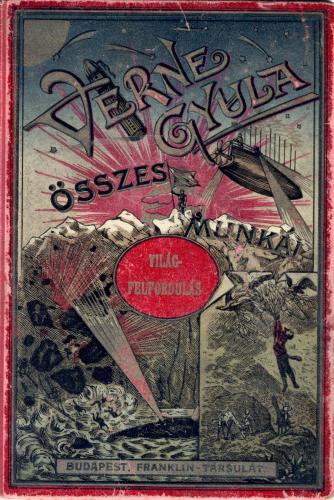Verne Gyula Összes Munkái