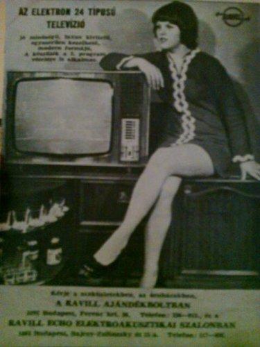 Lénár Judit - tv reklám