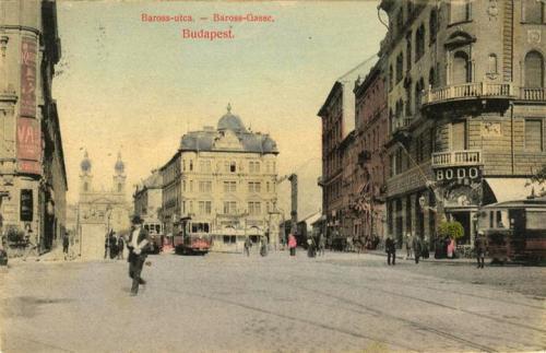 Baross utca