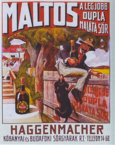 Haggenmacher maláta sör