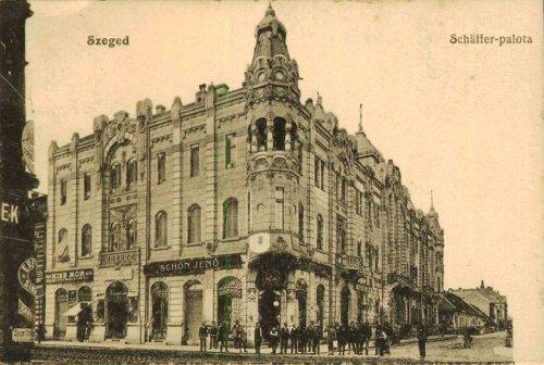 Szeged Schäffer palota