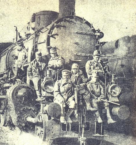Első világháború utáni hazatérés