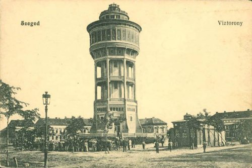 Szeged Víztorony