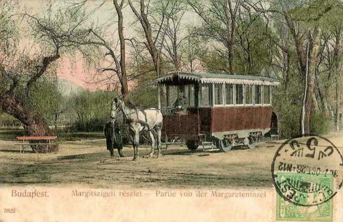 Margitszigeti lóvasút