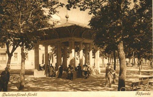 Balatonfüred - Főforrás