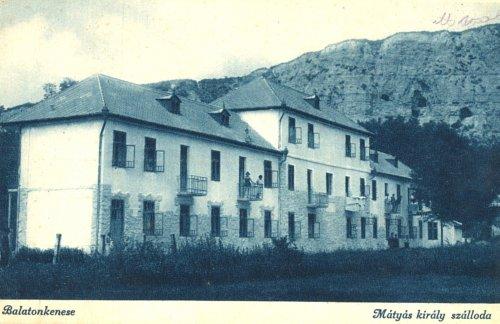 Balatonkenese - Mátyás király szálloda