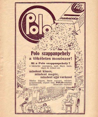 Polo szappanpehely