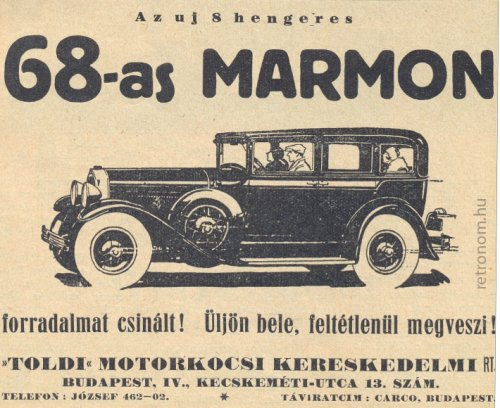 Marmon 68