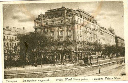 Budapest Dunapalota