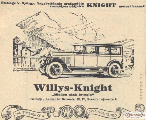 Willys-knight