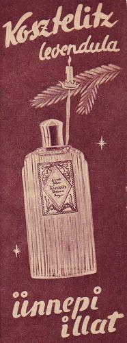 Kosztelitz parfüm