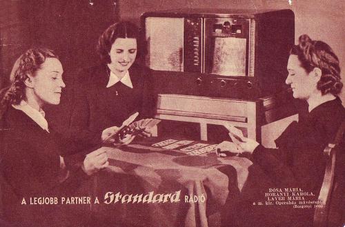 Standard rádió