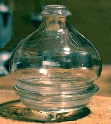 Üveg légyfogó