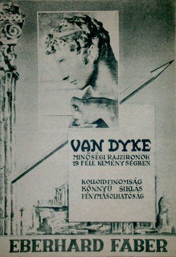 Van Dyke ceruza